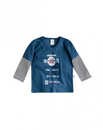 Camiseta Infantil Hering Kids 5cctaxy10