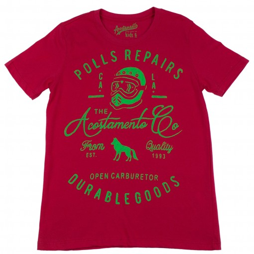 Camiseta Infantil Masculina Acostamento 68402074