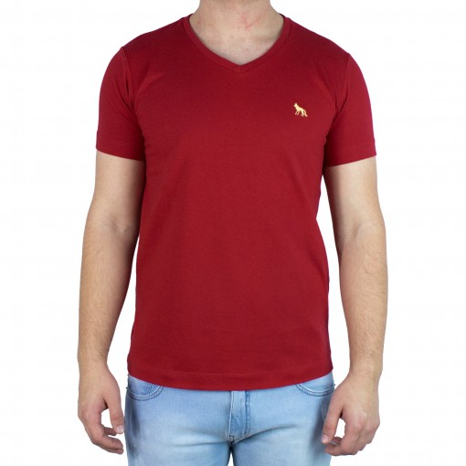 Camiseta Masculina Acostamento Manga Curta 67102005