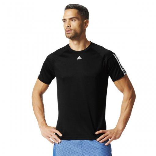 Camiseta Masculina Adidas Base 3S Aj5742