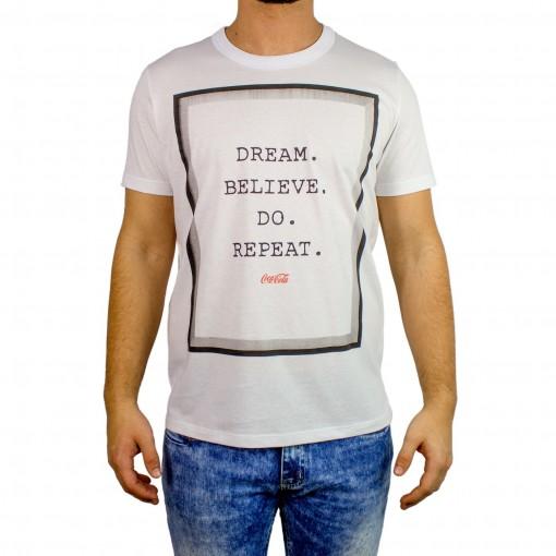 Camiseta Masculina Coca-Cola Manga Curta 035.32.05144