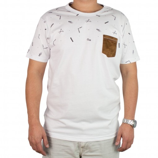 Camiseta Masculina Gangster Especial 11.19.0018