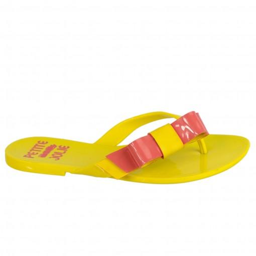 Chinelo Feminino Petite Jolie PVC Pj1383