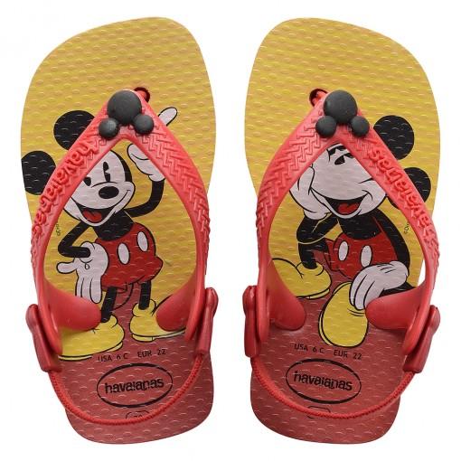 Chinelo Infantil Havaianas Disney Classics