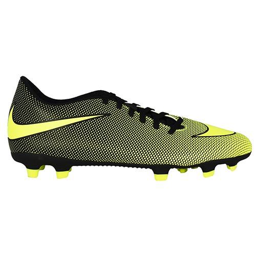 ac650e00cb972 Bizz Store - Chuteira Futebol de Campo Nike Bravata II FG Preta