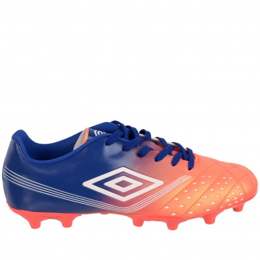 f01ef8beb6 Bizz Store - Chuteira Futebol de Campo Umbro Fifty Coral