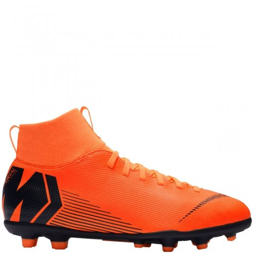 6f27b719ffe17 Bizz Store - Chuteira Infantil Campo Nike Mercurial Superfly 6