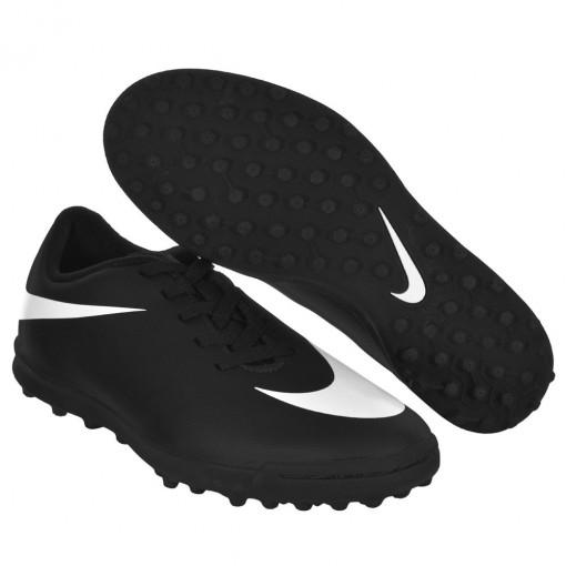 Chuteira Society Nike Bravata TF JR 768921-011
