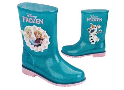 d6e909297 Bizz Store - Bota Galocha Infantil Feminina Grendene Frozen