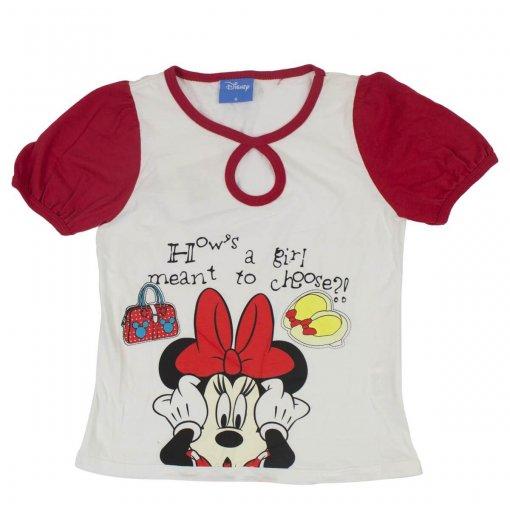 Pijama Infantil Lupo Disney Minnie 21091