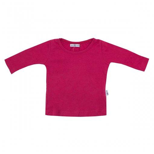 Camiseta Manga Longa Infantil Hering Kids 5c46ryd07