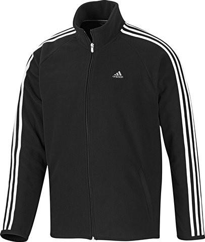 5caa434c97 ... 2a5f432a10d Bizz Store - Jaqueta Masculina Adidas Fleece 3s Preta  X21196 ...