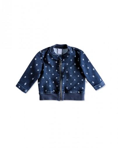 Jaqueta Jeans Infantil Hering Kids C82cjelus