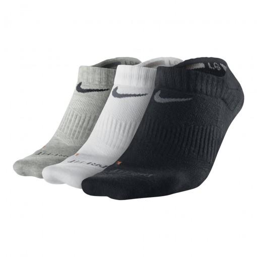 Kit Meia Nike Dri-Fit 3 PPK Unissex Sx4846-001