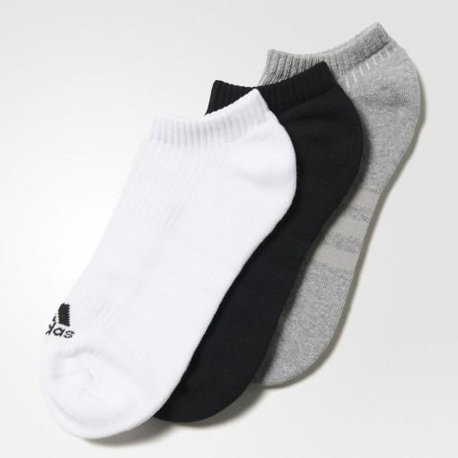 Kit Meias Adidas Liner Cushion 3S (3 pares) Aa2281