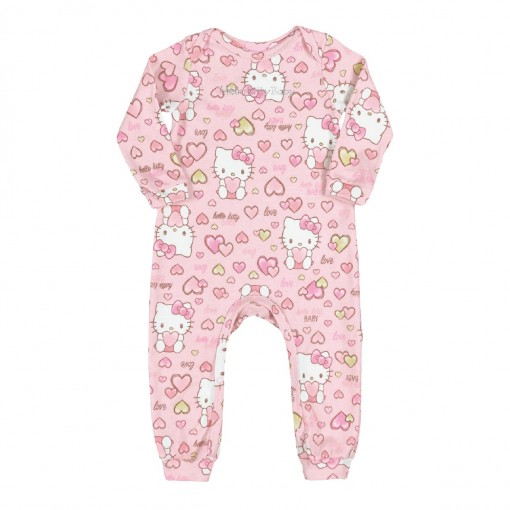 Macacão Infantil Hello Kitty 0850.87091
