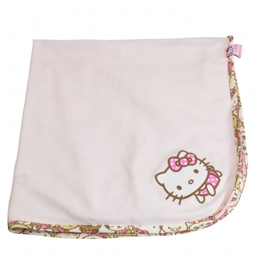 Manta Infantil Hello Kitty Dupla Face 2301.87257