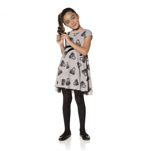 Meia Calça Infantil Lupo Lobinha Fio 40 2530