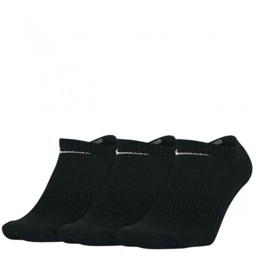 Meia Nike Cotton Cushion 3 Pares