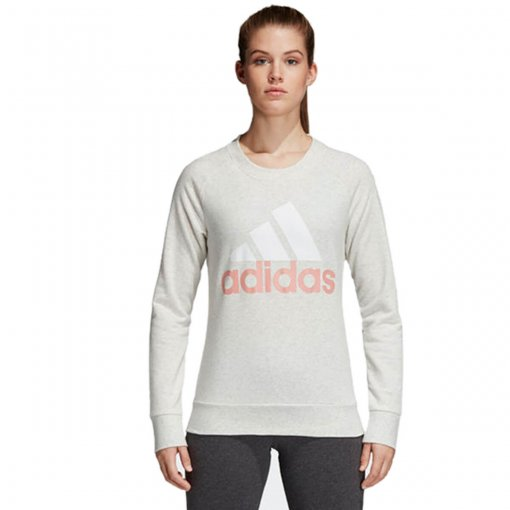 baf8d1efa7 Bizz Store - Moletom Feminino Adidas Essentials Linear Sweat