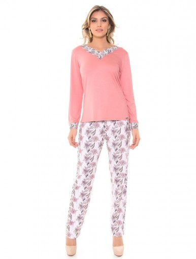 Pijama Feminino Recco Viscose 09341
