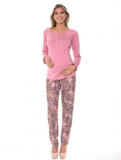 Pijama Feminino Recco Viscose 09373