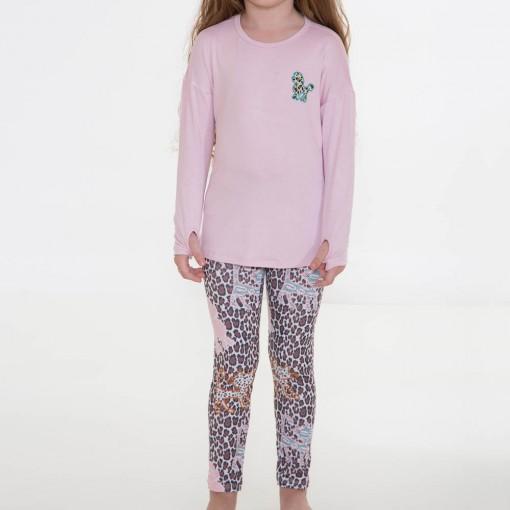 Pijama Infantil Feminino Recco 08161