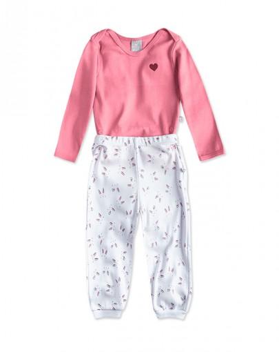 Pijama Infantil Hering Kids 56ngkqe07