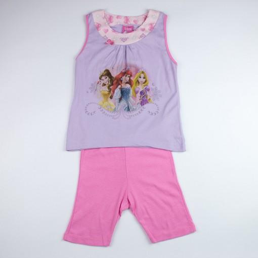 Pijama Infantil Lupo Disney Princesas 21.086