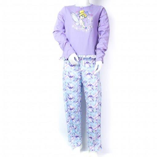 Pijama Lupo Tinker Bell Inverno 21122