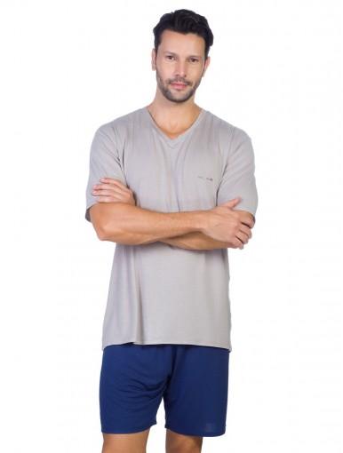 Pijama Masculino Recco Modal 08527