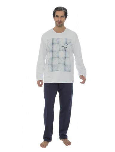 Pijama Masculino Recco Moletom 09086