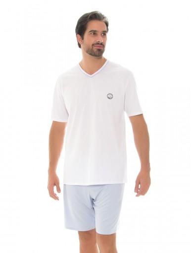 Pijama Masculino Recco Malha Prima 09494