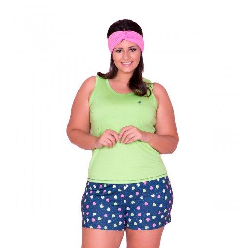 Pijama Verão Regata Recco 08585