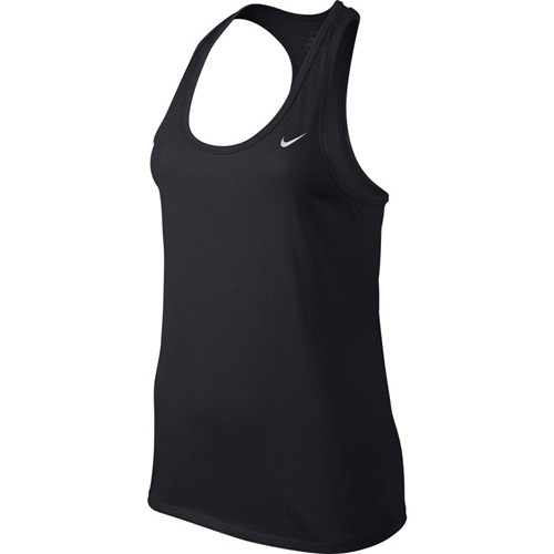 4896720627 Bizz Store - Regata Feminina Nike Fitness Preta Esportiva