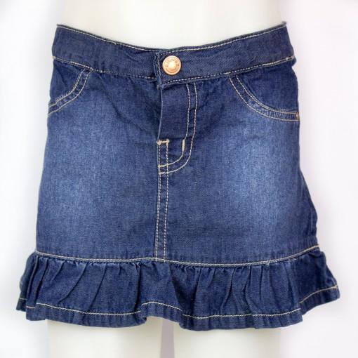 Saia Jeans Infantil Hering Kids C6nyjelus