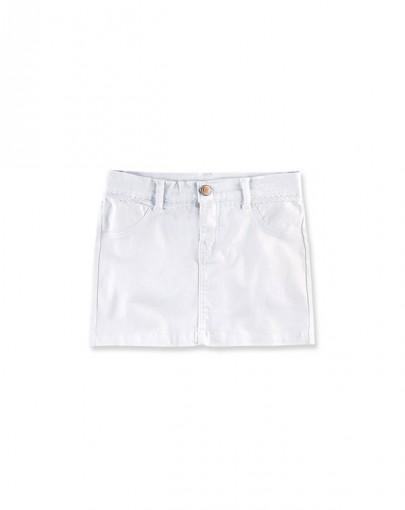 Saia Jeans Infantil Feminina Hering Kids C6rfen1bhw