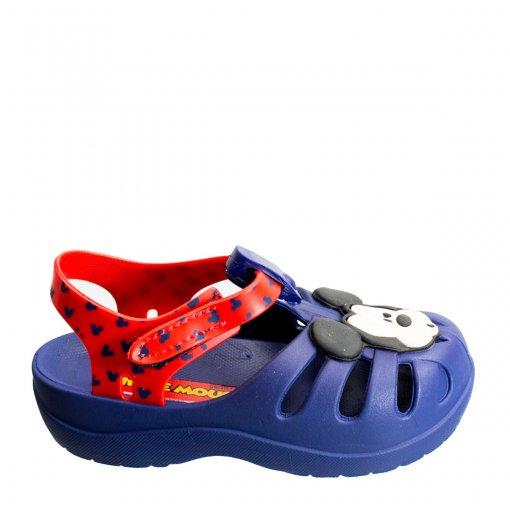 a0ee5074e Bizz Store - Sandália Infantil Menino Grendene Mickey Soft