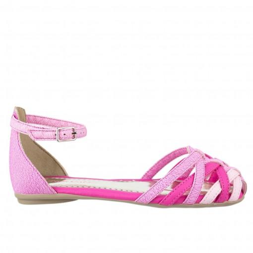 Sandália Ravena Pink Cats W4064