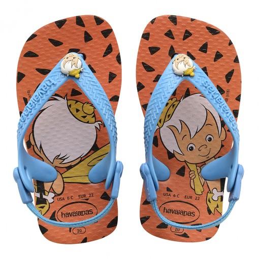 Chinelo Infantil Havaianas Baby Flintstone