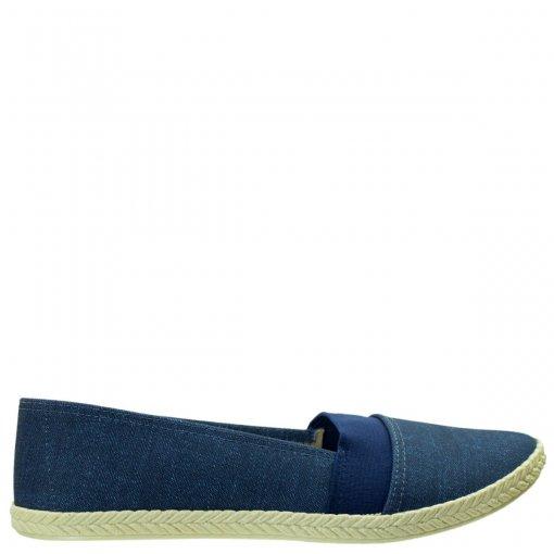 c6f2525e4 Bizz Store - Sapatilha Jeans Feminina Moleca