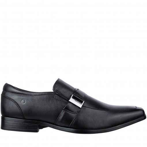 Sapato Social Masculino Democrata Flex Couro 013113