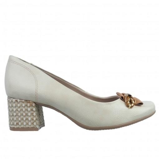 Sapato Feminino Comfortflex Verniz 1667404