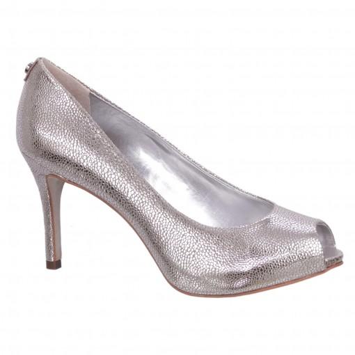 Sapato Peep Toe Arraia Jorge Bischoff J31039002