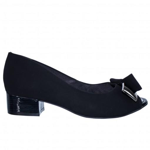 Sapato Peep Toe Feminino Ramarim 1692203