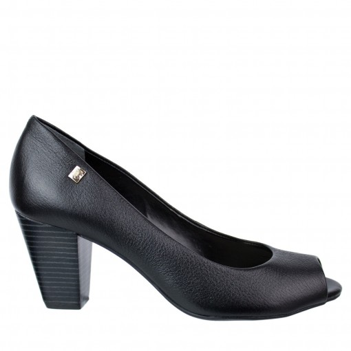 Sapato Peep Toe Loucos e Santos L31031001