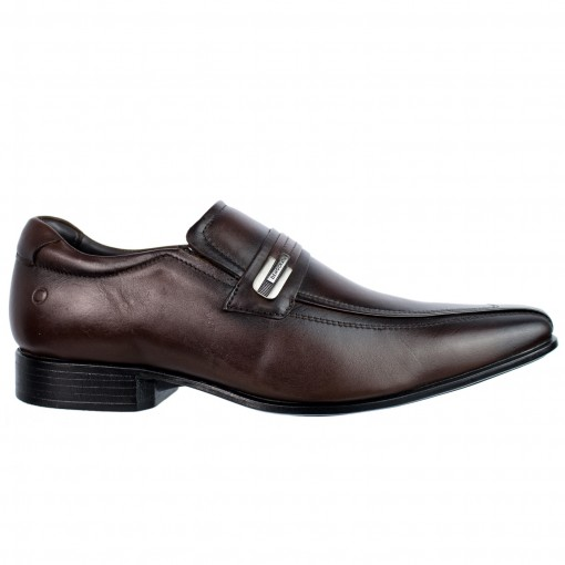 Sapato Social Masculino Democrata Clyde Couro 131108-002