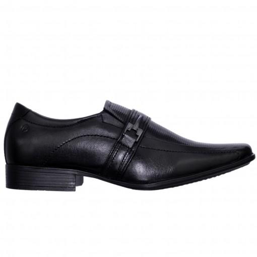 Sapato Social Masculino Pegada Anilina Couro 22056-01