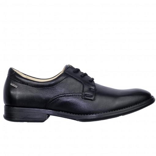 Sapato Social Masculino Pegada Mestiço Couro 23404-01