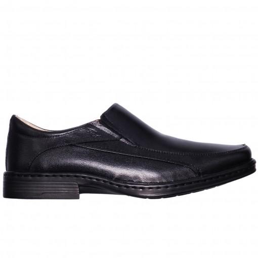 Sapato Social Masculino Rafarillo + Conforto Couro 786172